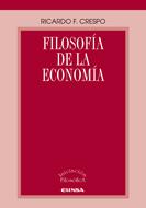 Iniciación a la filosofía de la economía