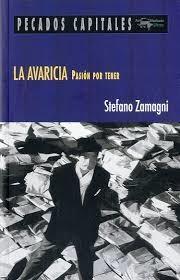 S. Zamagni, La avaricia. Pasión por tener
