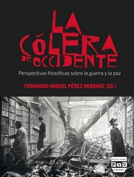 portada de La colera de Occidente