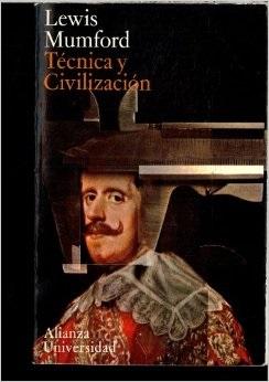 portada de tecnica y civilizacion