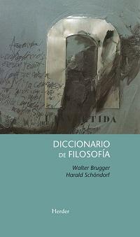 Walter Brugger, Diccionario de filosofía
